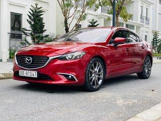 Bán Mazda 6 2.5 SX 2017, màu đỏ