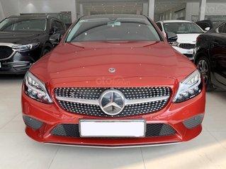 Mercedes C180 ĐK tháng 10/2020, đi 1900km, biển TP, vừa đăng ký được 1 tháng, tiết kiệm được 150tr, có trả góp