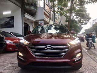 Cần bán lại xe Hyundai Tucson sản xuất 2019, màu đỏ xe gia đình giá chỉ 860 triệu đồng