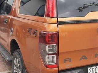 Bán Ford Ranger Wildtrak 3.2 SX 2016, máy dầu