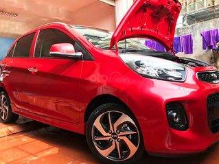 Bán Kia Morning năm 2019, màu đỏ, xe còn mới giá ưu đãi