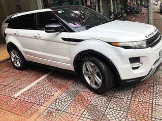 Cần bán lại xe LandRover Range Rover sản xuất 2012, màu trắng, nhập khẩu nguyên chiếc