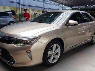 Bán Toyota Camry 2.5Q năm 2017, 930 triệu