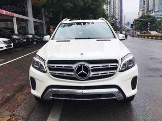 Bán xe Mercedes GLS400 năm sản xuất 2018, màu trắng, nhập khẩu nguyên chiếc số tự động