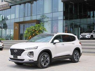 [Giảm sốc 60tr tiền mặt] Hyundai Santafe 2020 ưu đãi cuối năm Hot nhất