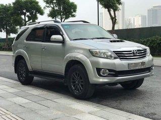 Bán Toyota Fortuner sản xuất 2016 còn mới