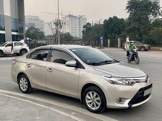 Chính chủ cần bán Vios E 2014, màu cát vàng Hà Nội