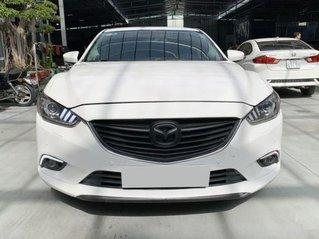 Bán xe Mazda 6 2.5L Premium năm sản xuất 2015, màu trắng chính chủ, 600 triệu