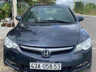 Cần bán xe Honda Civic sản xuất năm 2007 còn mới