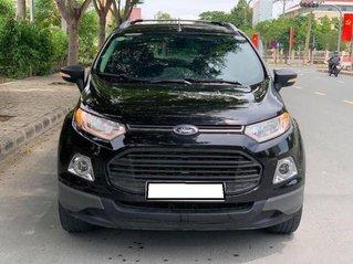 Bán Ford EcoSport năm 2014, màu đen như mới