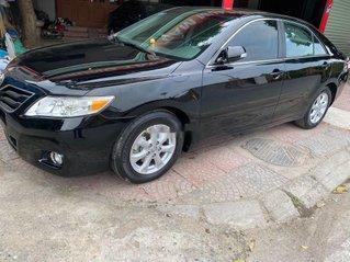 Bán Toyota Camry 2009, màu đen, xe nhập, giá 595tr
