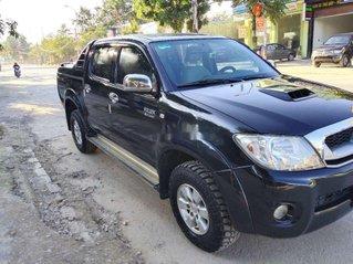 Xe Toyota Hilux năm sản xuất 2010, nhập khẩu còn mới, giá chỉ 335 triệu