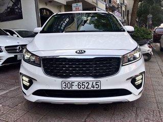 Cần bán lại xe Kia Sedona 2.2 DAT Luxury đời 2018, màu trắng