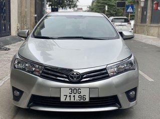 Xe Toyota Corolla Altis đời 2016, màu bạc chính chủ