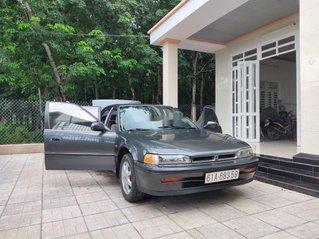 Cần bán Honda Accord đời 1991, màu xám, nhập khẩu nguyên chiếc