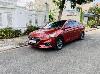 Cần bán xe Hyundai Accent đời 2018, màu đỏ, giá 455tr