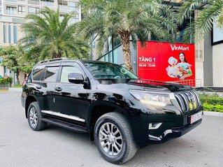 Bán xe Toyota Prado 2019, màu đen, xe nhập