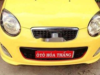 Cần bán gấp Kia Morning đời 2011, màu vàng