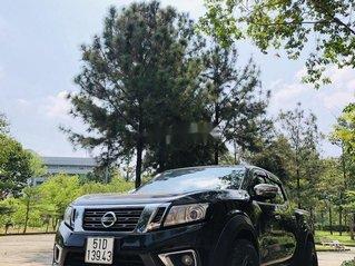 Cần bán lại xe Nissan Navara đời 2017, màu đen, nhập khẩu nguyên chiếc, giá tốt