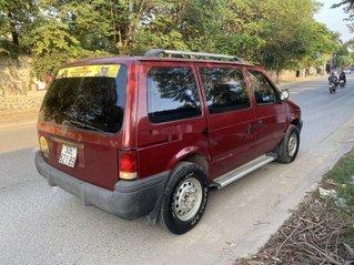 Cần bán gấp Dodge Caravan đời 1991, màu đỏ, nhập khẩu nguyên chiếc, giá 75tr