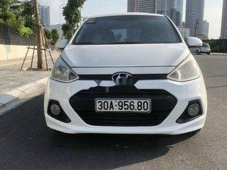 Cần bán gấp Hyundai Grand i10 năm 2015, màu trắng, nhập khẩu chính chủ