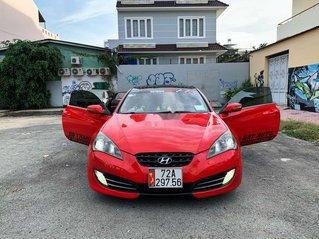 Bán ô tô Hyundai Genesis đời 2010, màu đỏ, nhập khẩu, giá 475tr