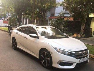 Bán Honda Civic 1.5 Turbo năm sản xuất 2017, màu trắng, nhập khẩu