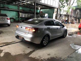 Bán xe Kia Rio sản xuất năm 2016, màu bạc, xe nhập chính chủ