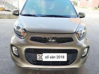Cần bán Kia Morning đời 2018, màu vàng chính chủ