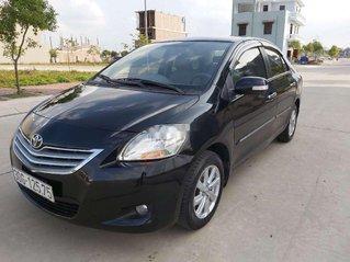 Bán ô tô Toyota Vios năm 2014, màu đen còn mới, giá tốt