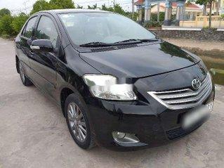 Xe Toyota Vios sản xuất năm 2013, màu đen, giá 290tr