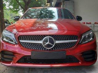 Bán Mercedes C300 năm 2019, màu đỏ còn mới