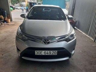 Bán xe Toyota Vios sản xuất năm 2016 còn mới