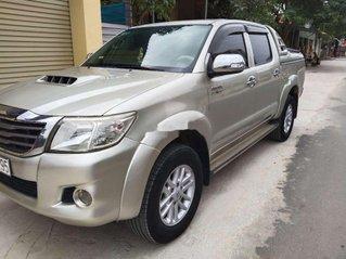 Bán xe Toyota Hilux năm sản xuất 2012 còn mới, giá 405tr