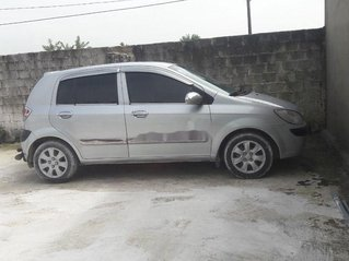 Cần bán gấp Hyundai Getz đời 2009, màu bạc, nhập khẩu