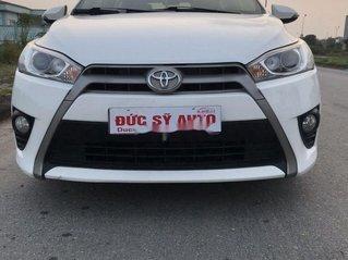 Bán xe Toyota Yaris 1.5 G AT đời 2016, màu trắng, nhập khẩu