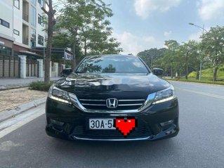 Cần bán lại xe Honda Accord đời 2014, màu đen, nhập khẩu, giá chỉ 679 triệu