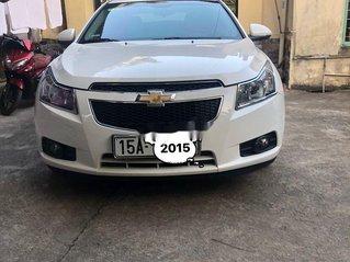 Bán xe Chevrolet Cruze đời 2015, màu trắng còn mới, giá tốt