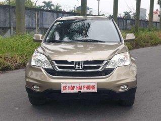 Cần bán xe Honda CR V sản xuất 2010 còn mới