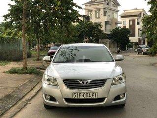 Cần bán gấp Toyota Camry sản xuất năm 2008, màu bạc