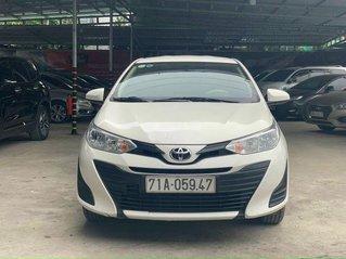 Bán Toyota Vios năm 2018, màu trắng chính chủ