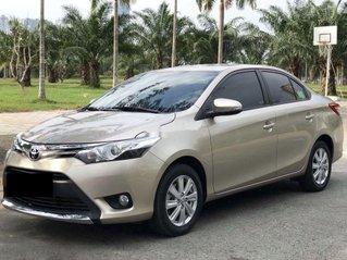 Bán xe Toyota Vios năm 2016 còn mới, 460tr