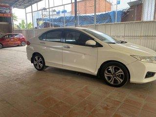 Cần bán Honda City 1.5 CVT sản xuất 2016, màu trắng chính chủ