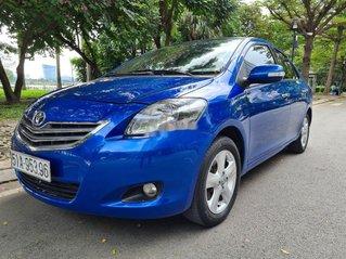 Cần bán xe Toyota Vios đời 2007, màu xanh lam, giá 280tr