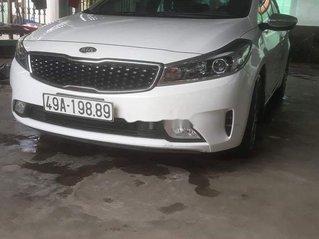 Xe Kia Cerato đời 2018, màu trắng, xe nhập chính chủ