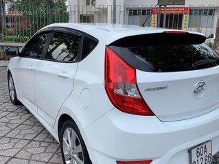 Xe Hyundai Accent sản xuất năm 2014, màu trắng, nhập khẩu