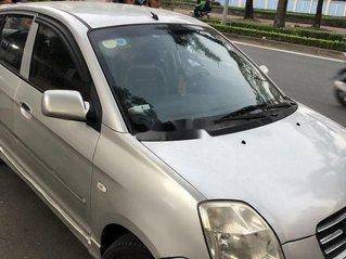 Cần bán xe Kia Morning năm sản xuất 2007, màu bạc, xe nhập còn mới
