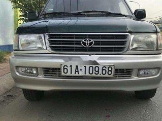 Cần bán Toyota Zace đời 2010 giá cạnh tranh