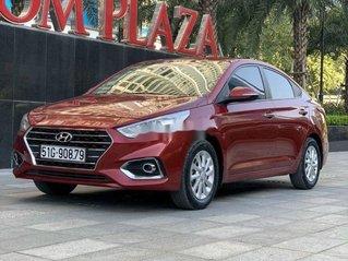 Cần bán Hyundai Accent sản xuất 2018, màu đỏ còn mới