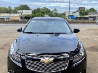 Bán xe Chevrolet Cruze đời 2010, màu đen chính chủ, giá tốt